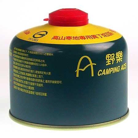 ISO異丁烷瓦斯罐 ARC-9121 高山寒帶專用