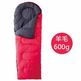 【台灣製】Polar Star 羊毛睡袋 600g P16731 露營│登山│戶外│度假打工│背包客