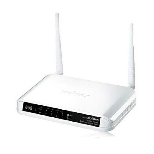 EDIMAX 訊舟 BR-6475nD 同步雙頻無線網路寬頻 分享器