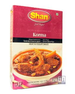 Shan Korma Curry (煮肉類優格用香料粉)