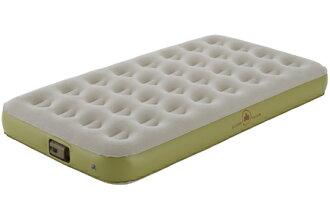 【露營趣】中和 LOGOS LG73853002 兩分電動充氣床墊130(138*190)充氣睡墊 充氣墊 充氣床 露營墊