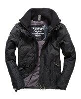 Superdry極度乾燥商品推薦[男款] 英國代購 極度乾燥 Superdry Quilted Arctic Windcheater 男士 絎縫防風衣夾克 黑灰