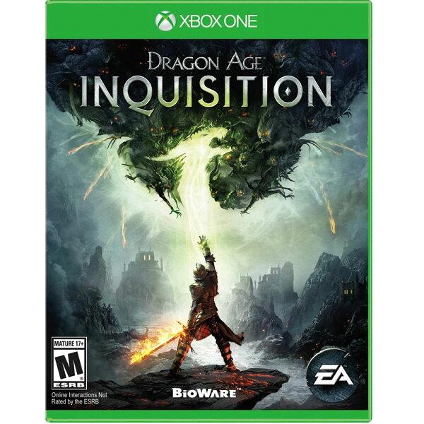 XBOX ONE 闇龍紀元:異端審判 英文美版 Dragon Age: Inquisition