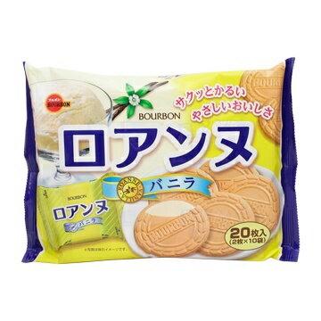 北日本 香草冰淇淋風味法蘭酥 (142g)