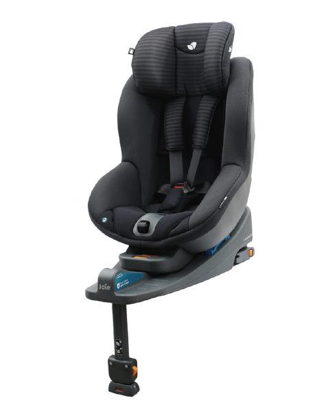 【提籃+汽座組合價】英國【Joie】Isofix 成長型安全汽座(汽車安全座椅)- 紅/灰 2