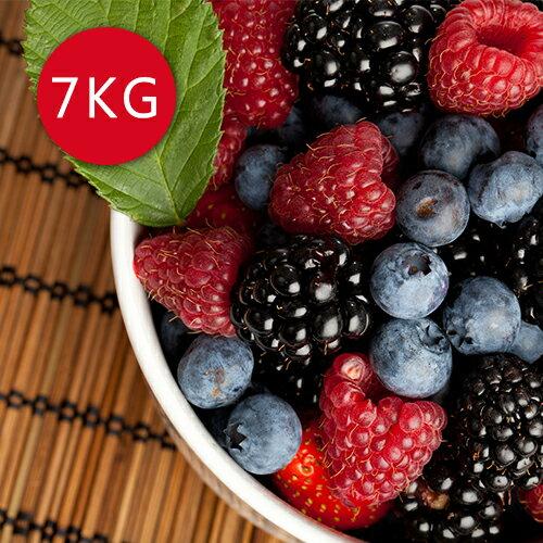 【幸美生技】進口急凍花青莓果任選7公斤免運,藍莓/蔓越莓/覆盆莓/黑莓/草莓/黑醋栗/紅櫻桃,如未有需要的規格,可下單後再備註即可。 - 限時優惠好康折扣