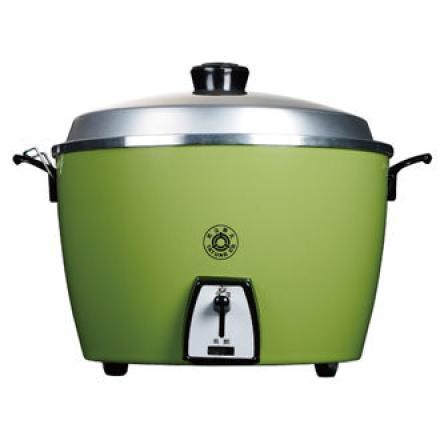 大同15人份不銹鋼內鍋電鍋(綠色)(TAC-15L-SG)
