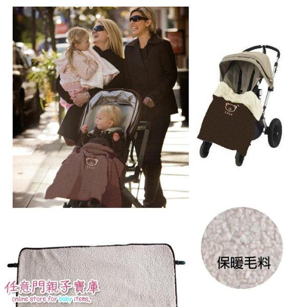 《任意門親子寶庫》蓋毯/蓋被/小被子/保暖毛料【BG283】嬰兒推車防風防水蓋毯