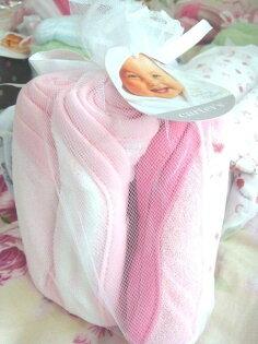 《任意門親子寶庫》 CARTER'S 卡特小方巾紗袋6件組【BG084】小手帕 禮物包裝