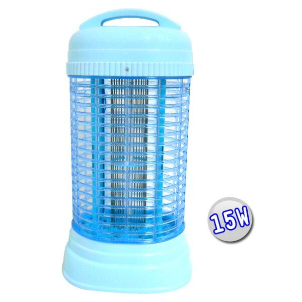 【華冠】15w電子捕蚊燈ET-1505