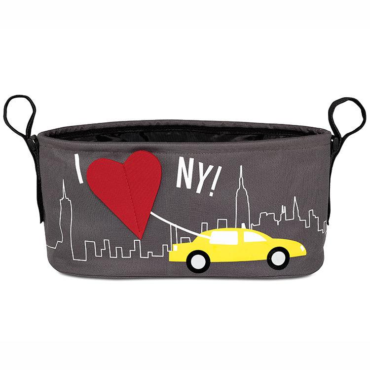 【美國 Choopie】CityBucket 推車置物袋 - 紐約客 - 限時優惠好康折扣