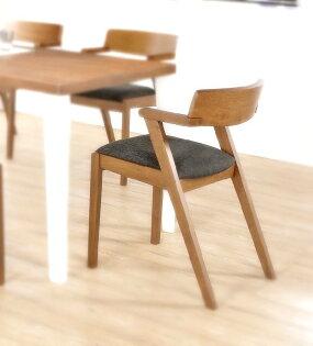 【新生活家具】 馬來西亞進口 橡膠木 胡桃色 餐椅 餐桌 維納斯 一桌六椅 設計師款 非 H&D ikea 宜家