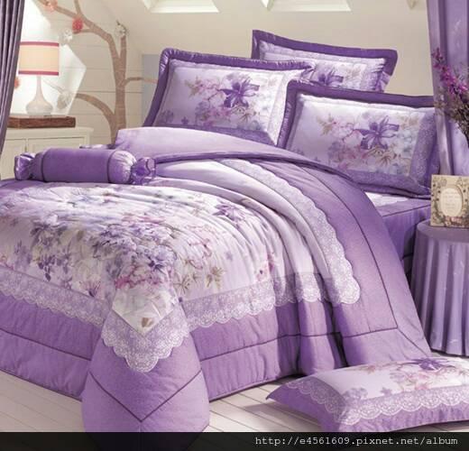 [床工坊-浪漫情懷] 100%高級精梳棉八件式床罩 - 限時優惠好康折扣