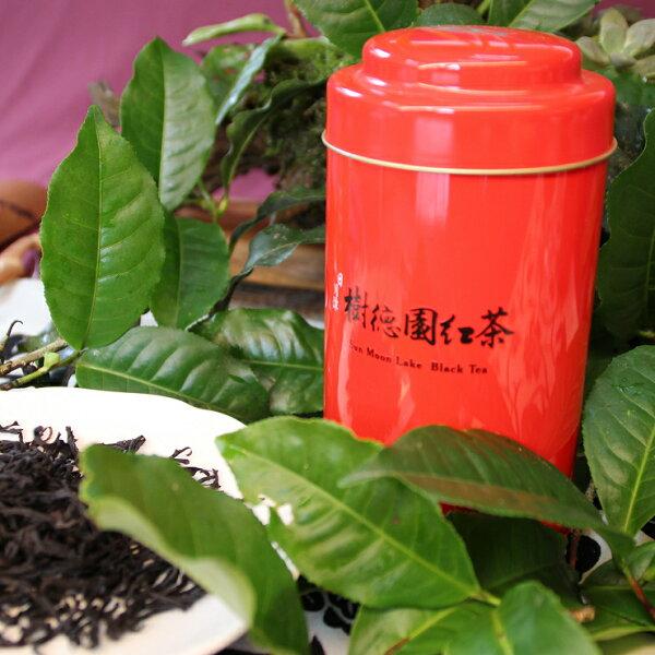 樹德園紅茶台茶8號黃金阿薩姆紅茶自然農法栽種 手採功夫紅茶 日月潭紅茶30公克