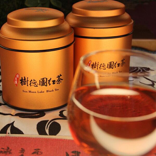 樹德園紅茶台茶8號黃金阿薩姆紅茶自然農法栽種 手採功夫紅茶 日月潭紅茶20公克