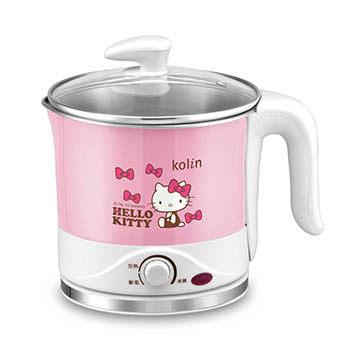 《省您錢購物網》福利品~歌林Hello Kitty不銹鋼美食鍋(KPK-MNR006)+贈神奇魔力 去塵膠*1