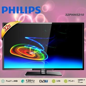 ~送PQI 5000C行動電源~隨機【DB購物】飛利浦 PHILIPS  32PHH5210 +視訊盒 32吋液晶電視(請詢問貨源)
