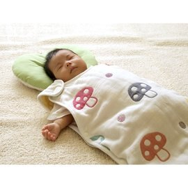 Hoppetta - 六層紗蘑菇防踢背心 (嬰童) 0