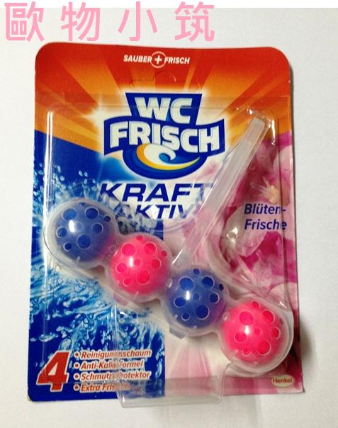 衛浴用品來了^~^~德國 馬桶強力清潔劑 潔廁球^(共5味^)