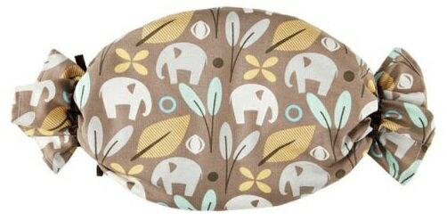 韓國【Jelly Pillow】涼感初生嬰兒枕(叢林象) 0