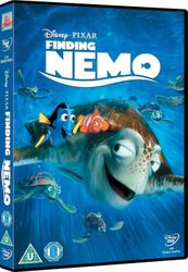FINDING NEMO DVD 2 DISC Collector Edition Disney Pixar Animation Film New Sealed