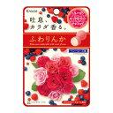 KRACIE桑椹藍莓玫瑰花香軟糖(32g)