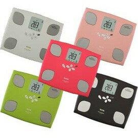 TANITA 體組成計、體脂計 BC750 (10 合 1),(白色、粉紅色、桃紅色、綠色、咖啡色)
