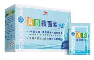 統一AB纖菌素,兩盒60入