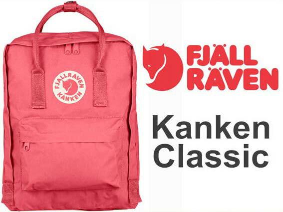 瑞典 FJALLRAVEN KANKEN   Classic 319 Peach Pink 桃粉紅  小狐狸包 0