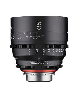 Samyang XEEN電影鏡頭專賣店:35mm/T1.5