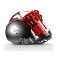 戴森Dyson到Dyson Ball fluffy+ CY24 紅 圓筒式吸塵器