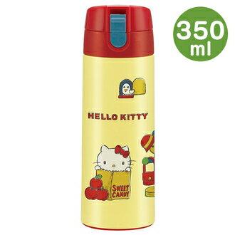 【安琪兒】Kitty不鏽鋼保溫瓶350ml - 限時優惠好康折扣