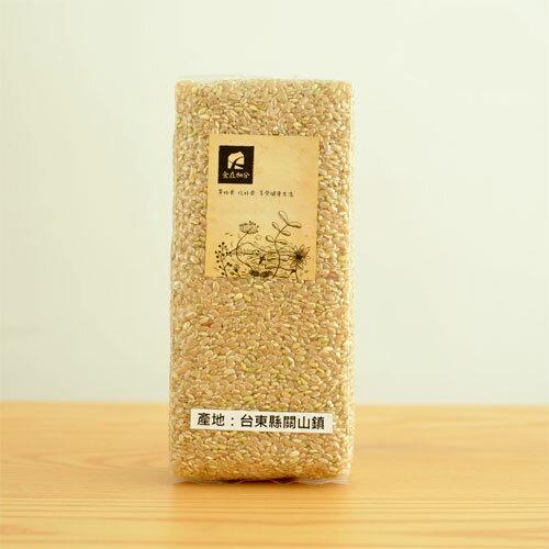 【食在加分】關山鮮碾糙米/900克-單一農戶,自家冷藏稻穀,自家碾米,新鮮出貨 0