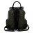 【BEIBAOBAO】倫敦學院防水布配真皮後背包(共兩色:時尚黑) 4
