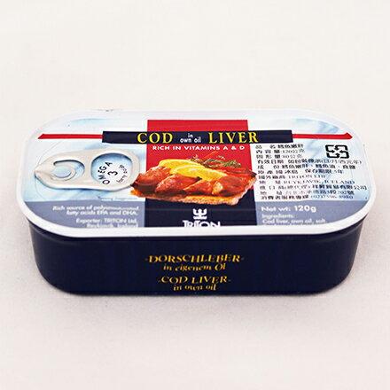 【敵富朗超巿】冰島鱈魚嫩肝