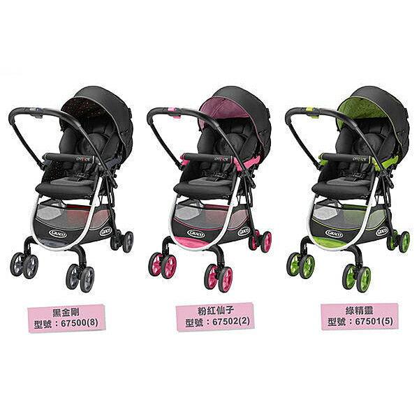 Graco--購物型雙向嬰幼兒手推車城市商旅 CITIACE