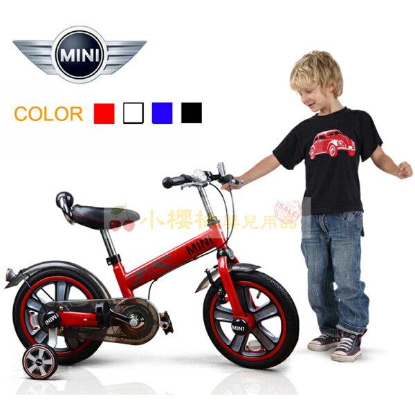 BMW Mini 14吋 兒童腳踏車