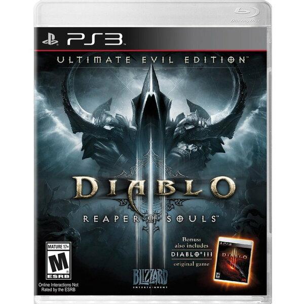 PS3 暗黑破壞神 3:奪魂之鐮 終極邪惡版 英文美版 Diablo III: Ultimate