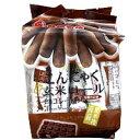 北田蒟蒻糙米捲-巧克力味