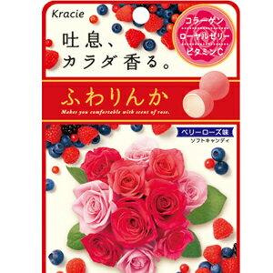 日本Kracie (綜合莓果) 玫瑰花香軟糖 玫瑰薔薇花香軟糖 [JP353] 0