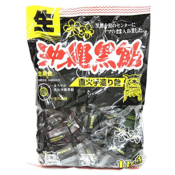 日本松屋 生沖繩黑糖飴 1000g