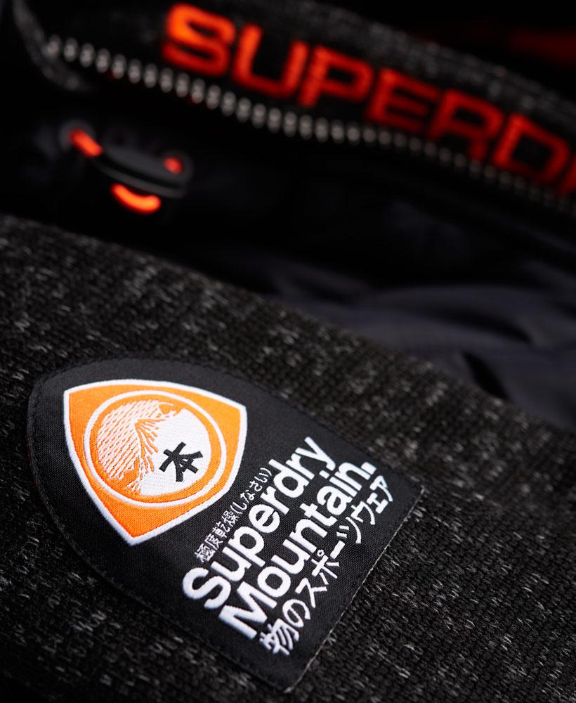 [男款]英國名品 正品代購 極度乾燥 Superdry STORM 連帽男士風衣戶外休閒外套帽T 砂礫黑 5