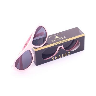 瑞士【SHADEZ】兒童太陽眼鏡設計款-粉色星星(3-7歲) 0