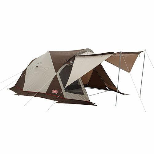 【露營趣】中和 美國 Coleman 氣候達人TRIO 4S露營帳/240 2~3人帳篷 CM-22056
