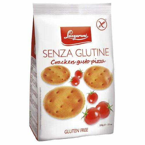 ~LAZZARONI 義大利餅乾~酥脆低鹽 義大利 餅乾~PIZZA番茄披薩~200g