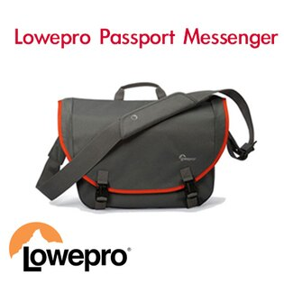 Lowepro Passport Messenger 飛行家信差包  立福公司貨
