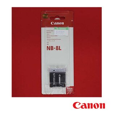 Canon NB-8L 原廠電池