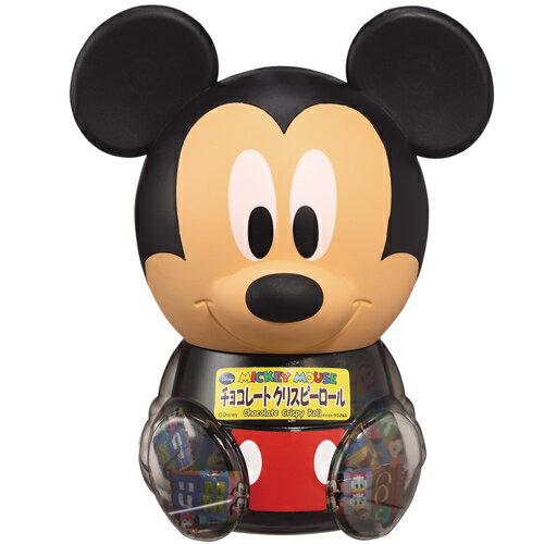 《盛香珍》米奇榛果巧克力脆捲禮桶 155g(桶)-附提繩