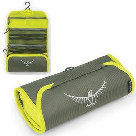 【鄉野情戶外用品店】 Osprey |美國|  ROLL ORGANIZER 打理包/盥洗包 旅行包-綠/URO