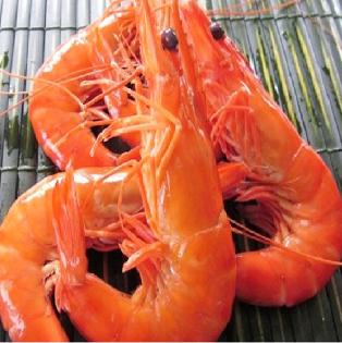 【四季肉舖】泰國鮮甜熟白蝦 250g/盒